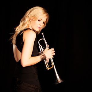 Trumpet virtuoso and furniture restorer Alison Balsom