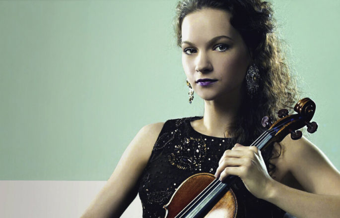 Hilary Hahn & Bernstein